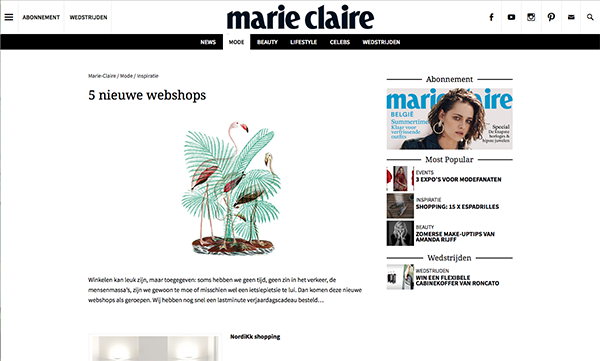 Mijn profiel psychologies magazine belgi for Marie claire belgie