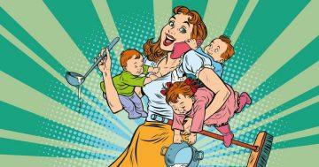 gedeelde kinderopvang