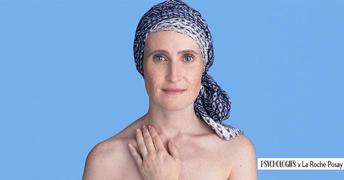 Vrouw met kanker